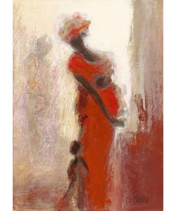 Chantal Parise, Silhouettes Africaines IV