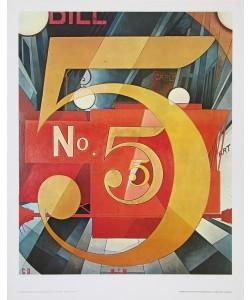 Charles Henry Demuth, Die goldene Fünf