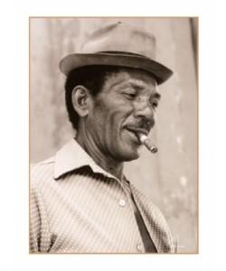 Chat-Verre Christophe, Tabaco - Santiago de Cuba