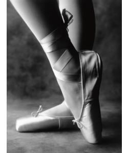Chris Corrie, Feet of Ballet Dancer