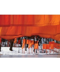 Christo & J.C., The Gates Nr.52 von S. Volz