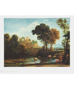 Claude Claude Lorrain, Italienische Landschaft