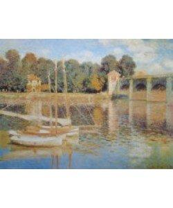 Claude Monet, Brücke von Argenteuil