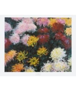 Claude Monet, Chrysanthemen, 1897