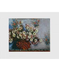 Claude Monet, Chrysanthemen
