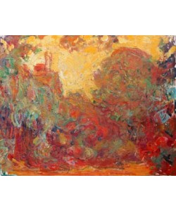 Claude Monet, Das Haus in Giverny