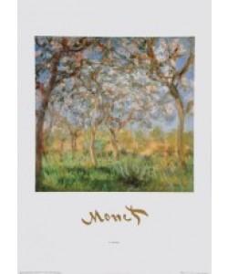 Claude Monet, Der Frühling - Le Printemps