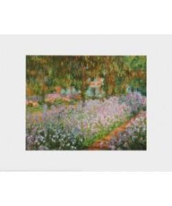 Claude Monet, Der Garten des Künstlers in Giverny,1900