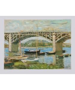 Claude Monet, Die Seinebrücke von Argenteuil
