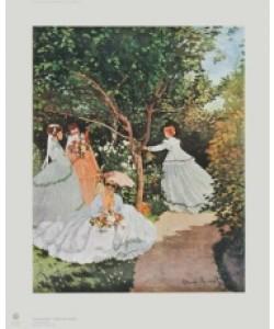 Claude Monet, Frauen im Garten