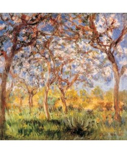 Claude Monet, Frühling in Giverny
