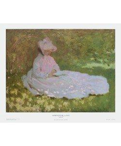 Claude Monet, Frühling
