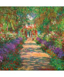 Claude Monet, Garten in Giverny