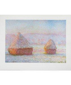 Claude Monet, Heuschober '89