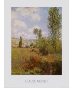 Claude Monet, Ile Saint-Martin, Vetheuil, 1880