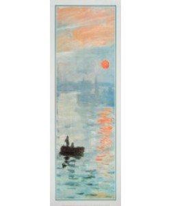 Claude Monet, Impression (Detail), 1872