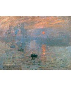 Claude Monet, Impression (Sonnenaufgang)