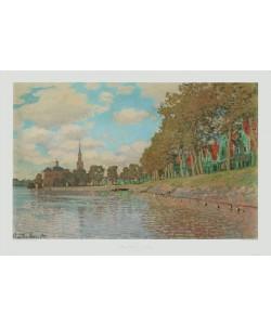 Claude Monet, Kanal bei Zaandam