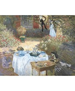 Claude Monet, Le Djeuner 1872