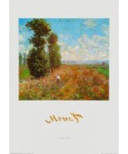 Claude Monet, Les Champs aux Peupliers