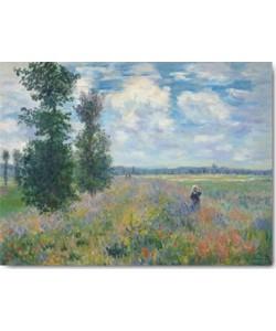 Claude Monet, Les Coquelicots (dintorni Di Argenteuil)
