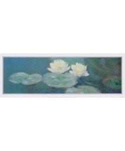 Claude Monet, Nymphéas (Detail)