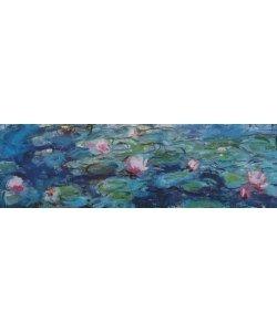 Claude Monet, Seerosen (Ausschnitt)