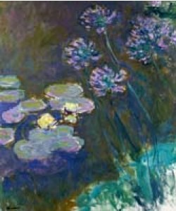 Claude Monet, Seerosenbild