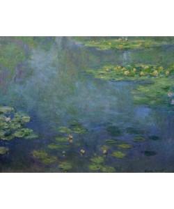 Claude Monet, Seerosenteich