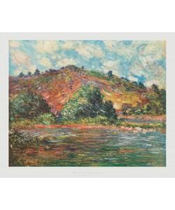 Claude Monet, Seine-Landschaft