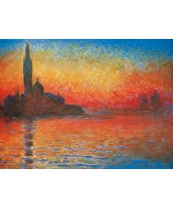 Claude Monet, Crepuscolo
