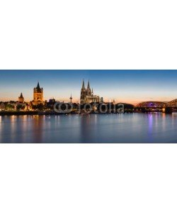 contrastdesign, Cologne Skyline