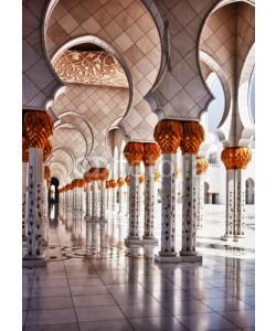 creativei, Mosque hallway
