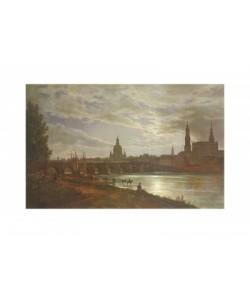 J.C. Dahl, VIEW OF DRESDEN