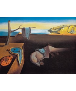 Salvador Dali, La persistenza della memoria