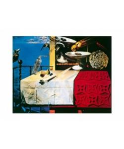 Salvador Dali, Natura morte vivente