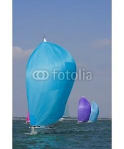 Darren Baker, colors at sea too