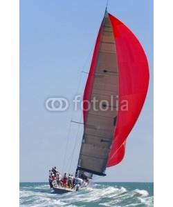 Darren Baker, full sail power