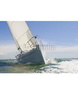 Darren Baker, Sail Boat Up Close