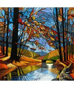 David James, Autumn Stream