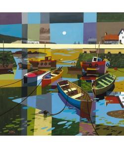 David James, Harbour