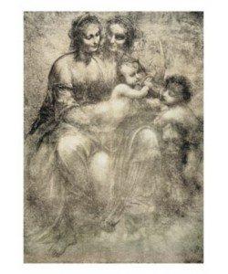 Leonardo da Vinci, La vergine