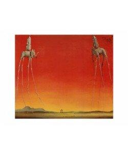 Salvador Dali, Les Elephants