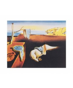 Salvador Dali, The Persistance of Memory