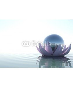 dampoint, Zen flower with sphere