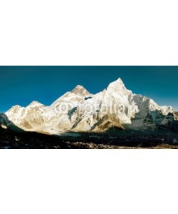 Daniel Prudek, view of Everest and Nuptse from Kala Patthar