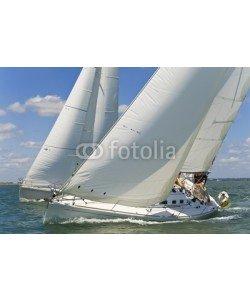 Darren Baker, Racing Yachts