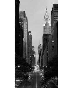 Dave Butcher, Chrysler Building at Night