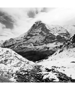 Dave Butcher, Eiger North Face