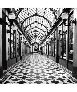 Dave Butcher, Passage des princes, Paris